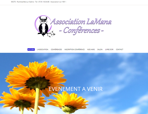 Lamana-conferences